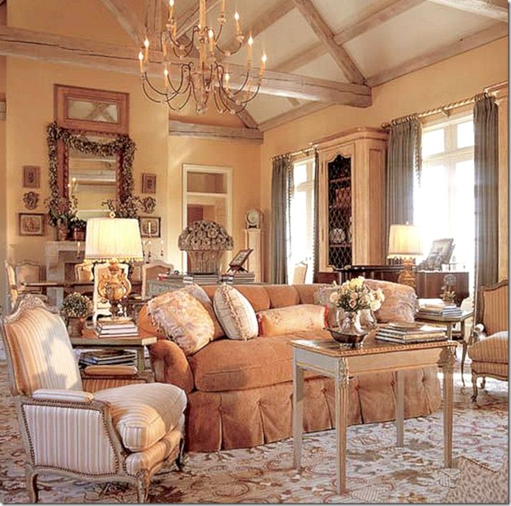 Home Design Ideas Colours: 30 Adorable And Elegant French Country Decor