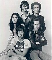 Spencer Davis Group in 1974.