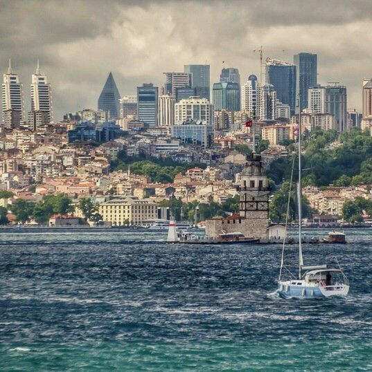 The Amazing View of Istanbul