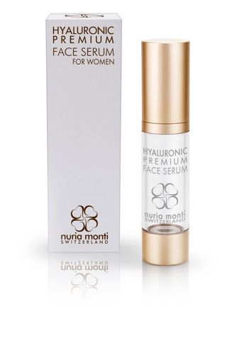 Nuria Monti for women #NuriaMonti #antiaging #serum #bestserum #hyaluronicacid