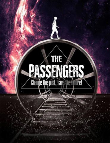 The Passengers – House Of Riddles – Αθήνα