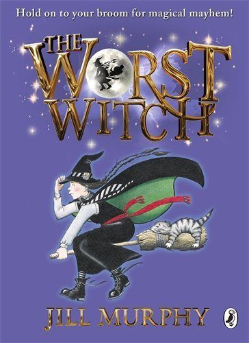 The Worst Witch by Jill Murphy - Story Snug
