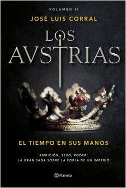 """""""Los Austrias. El tiempo en sus manos"""" de José Luis Corral. Nos introduce en los años posteriores a la coronación de Carlos I como emperador. Una vez resuelto el problema sucesorio tras el fallecimiento de su abuelo Fernando de Aragón y la incapacidad de su madre, Juana la Loca, para ejercer el gobierno, el joven Carlos es proclamado emperador... http://rabel.jcyl.es/cgi-bin/abnetopac?SUBC=BPBU&ACC=DOSEARCH&xsqf99=1898151"""