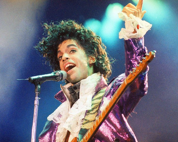 """Prince: Singer-songwriter (June 7, 1958–April 21, 2016) """"Every day I feel is a blessing from God. And I consider it a new beginning. Yeah, everything is beautiful."""" —Prince"""