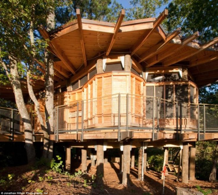 Free Standing Tree House Plans 113 best tree house images on pinterest | treehouses, architecture