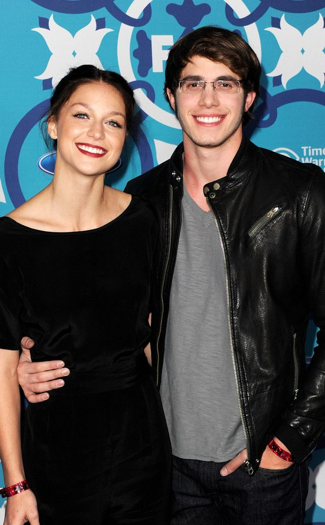 Glee's Melissa Benoist and Blake Jenner Are Married!  Melissa Benoist, Blake Jenner