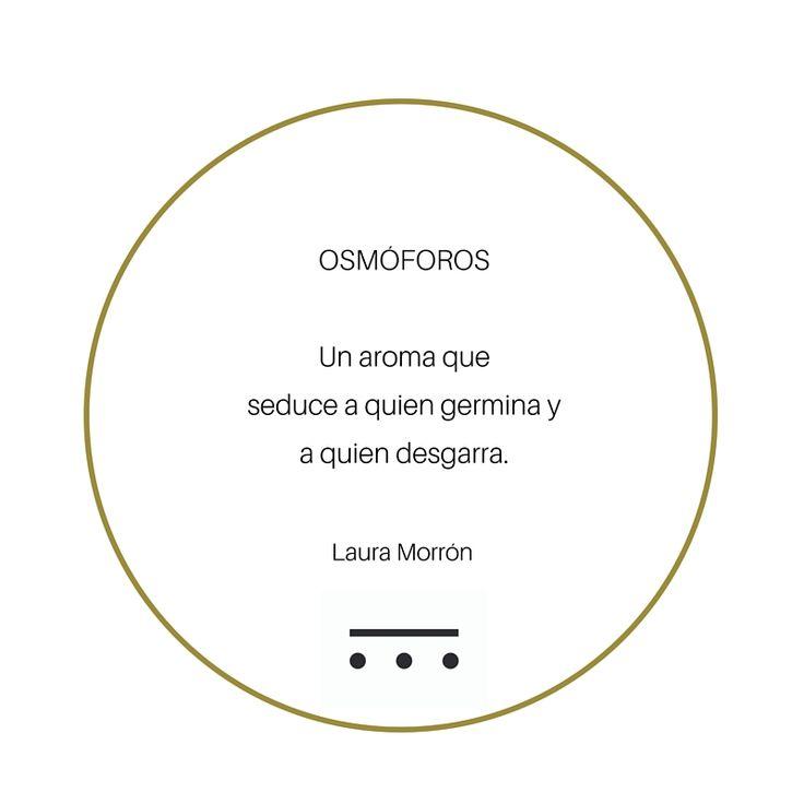 #Osmóforos