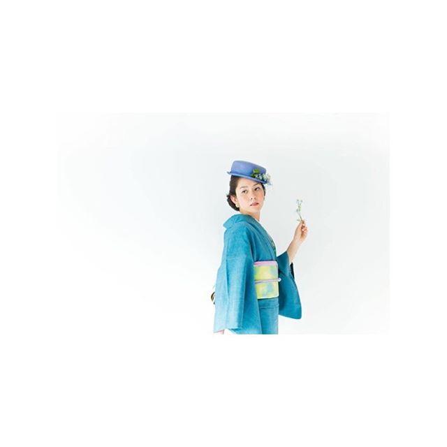モデルさんはなっちゃん♥ハーフのような瞳がグレーの優しい女の子でした!! styling tomoko kamiyahairmake miki matsuzakiphoto sayaka hikida#753#七五三#アンティーク#tokyo#kimono#キモノ#着物#都内#小舟#引田早香#レンタル#着物レンタル#世田谷#豪徳寺#上町