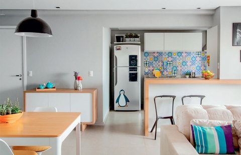 Apartamento com decora o descolada sem abrir m o do conforto for Simulador decoracion interiores