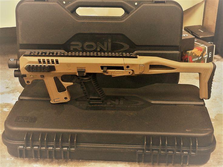#MicroRoni #CAA #Glock #Glock_19 #Glock_17 #Glock19 #Glock17 #Firearms #Firearms_friday #Weapons #Weapon #Pistol #Guns #Gun_porn #Gunporn #Gun_control #Rifle  Micro Roni Desert Tan for Glock 17/19 now avaiable for purchase! Order Now at https://www.yrsinc.com/en/micro-roni