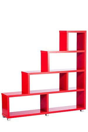 """The beauty of this melamine foil bookshelf is that it works brilliantly as a room divider but looks just as good against the wall. Use as a bookshelf and display photographs and decorative ornaments.<div class=""""pdpDescContent""""><ul><li> Melamine foil</li><li> MDF</li><li> Lacquer finish on all sides</li><li> Assembly required</li></ul></div><div class=""""pdpDescContent""""><BR /><b class=""""pdpDesc"""">Dimensions:</b><BR />L160xW29xH152 cm<BR /><BR /><div><span class=""""pdpDescCollapsible expand""""…"""
