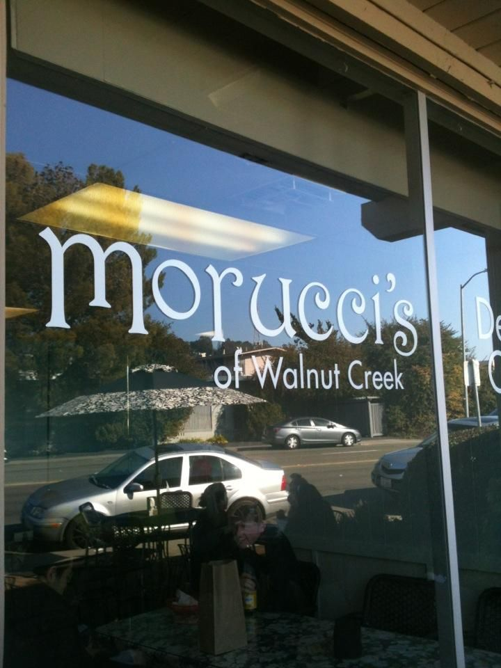 Morucci S Deli Is Addictive Photo Taken At By Robert L Find This Pin And More On Walnut Creek Restaurants