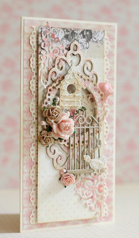 Such a pretty card