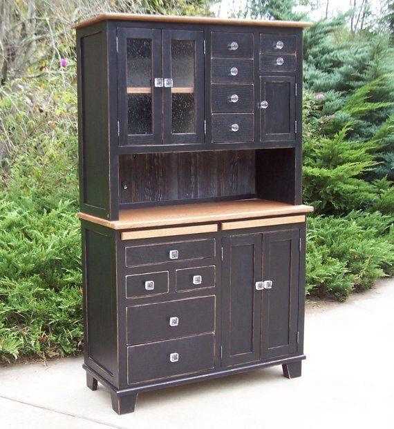478 Best Images About Hoosier Cabinets On Pinterest
