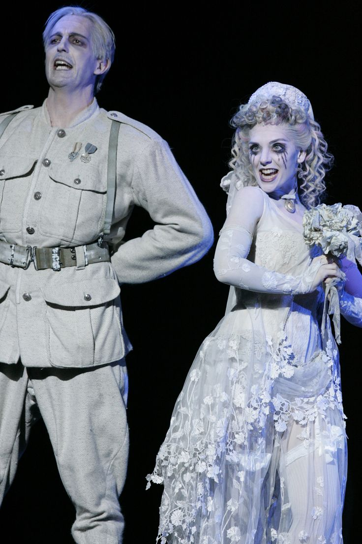 Addams Family Musical makeup                                                                                                                                                                                 More
