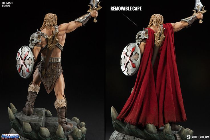 Masters of the Universe 23-Inch Tall He-Man Statue