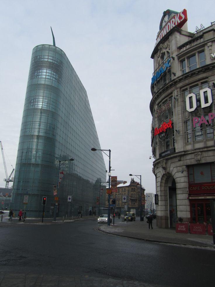 Manchester, UK. 2010