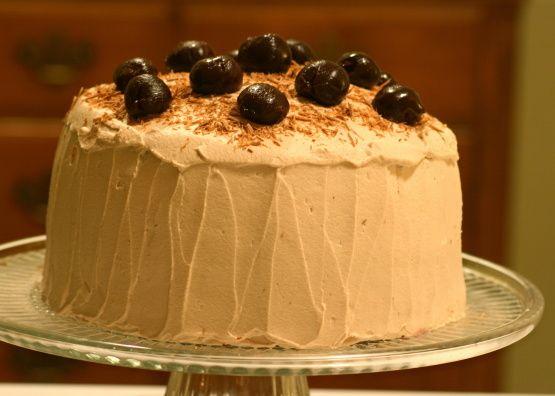 Black Forest Cake Recipe - Food.com