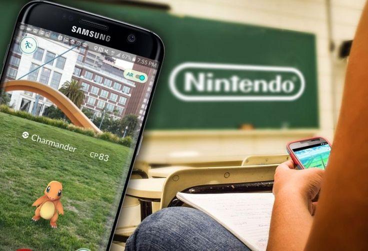 Pokemon GO sprawiło, że Nintendo przegoniło Sony