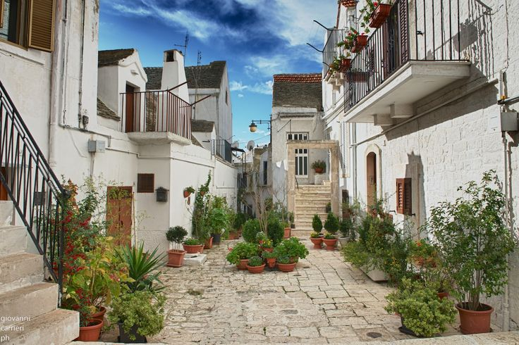 Views of the old town - Noci