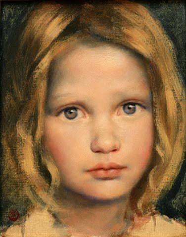 "Ken Hamilton, ""Blue Eyed Girl"""