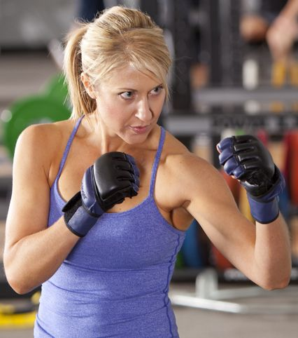 Women's WristWrap Bag Gloves « Harbinger Fitness