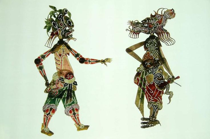 Chinese Shadow Puppetry | Northern Central China
