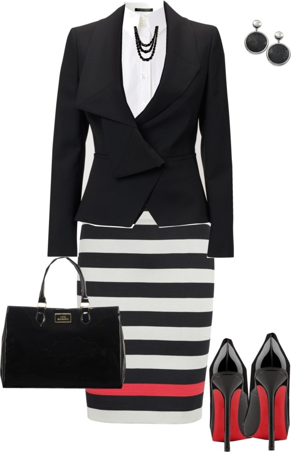 """another day at work...."" by htimss ❤ liked on Polyvore  Different top"
