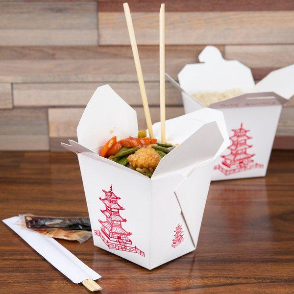 Fold Pak 32mwpagodm 32 Oz Pagoda Chinese Asian In 2021 Chinese Food Take Out Take Out Containers Chinese Takeout Box