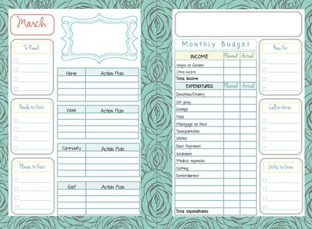 Busy Mom - Mom on the Go 2014 planner Cute and Functional Planner ...