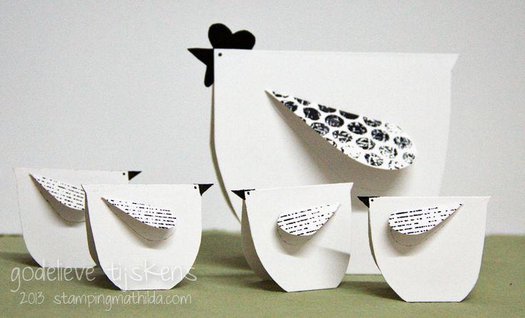 StampingMathilda: Black & White - 139