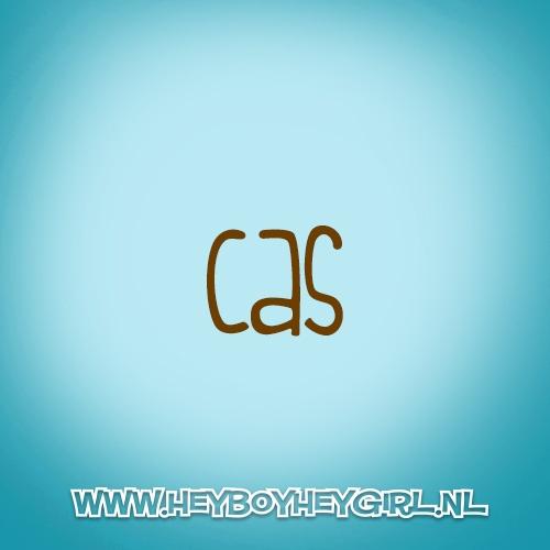 Cas (Voor meer inspiratie, en unieke geboortekaartjes kijk op www.heyboyheygirl.nl)