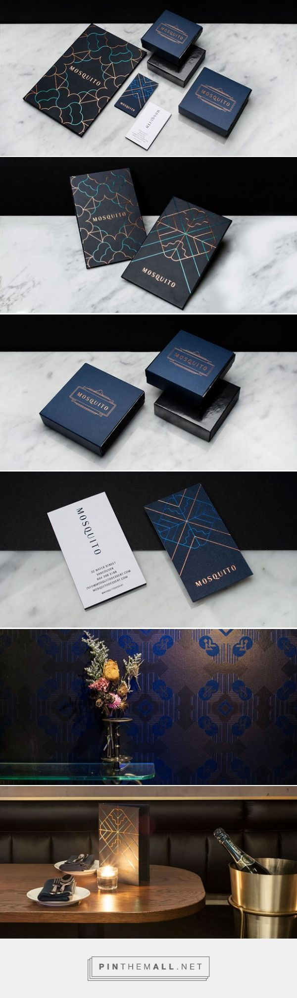 61 best exclusive business card images on pinterest business mosquito bar branding by glasfurd walker reheart Gallery