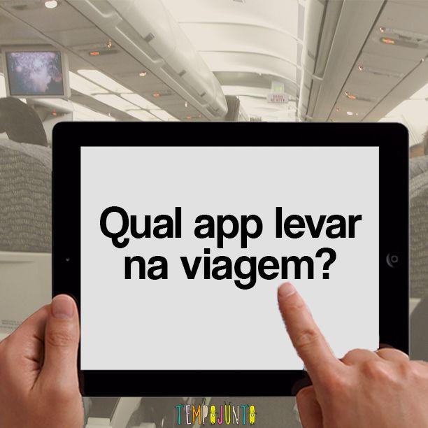 Com essas dicas de aplicativos para levar na viagem de férias os percursos longos de carro ou de avião ficarão muito mais divertidos.