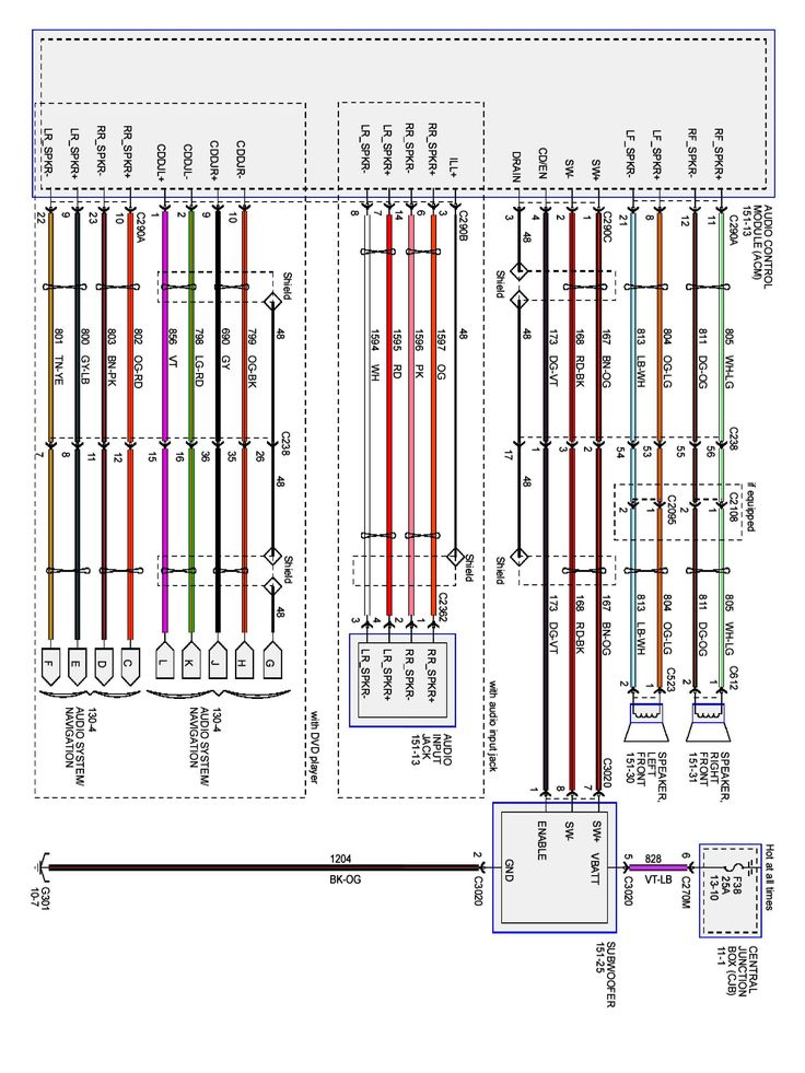 Awesome Metra 707550 Wiring Diagram in 2020 Kenwood