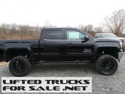 2014 gmc sierra 1500 sle rocky ridge phantom lifted truck lifted gmc trucks for sale. Black Bedroom Furniture Sets. Home Design Ideas