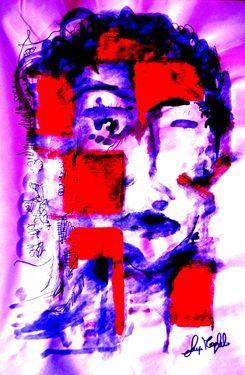 "Saatchi Art Artist Luigi Magliulo; Drawing, ""Mentality"" #art"