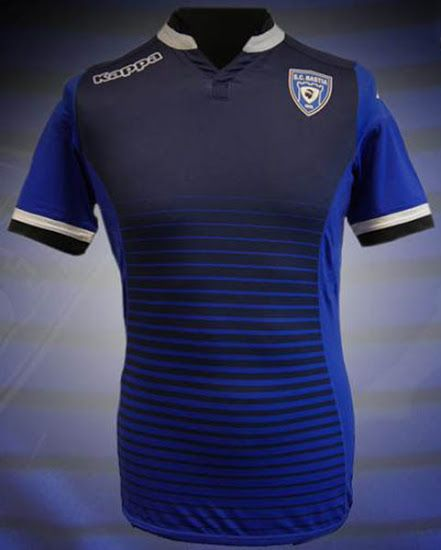 SC Bastia 15-16 Home Kit Released - Footy Headlines