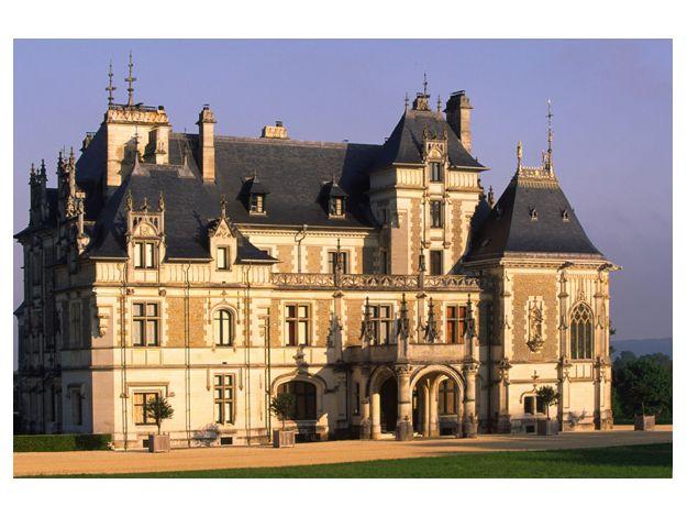 Château et Domaine de Menetou-Salon -  Cher.Centre-Val de Loire
