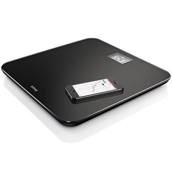 Withings Smart Body Analyzer Scale - Tracks Weight, Fat Composition, Heart Rate & More