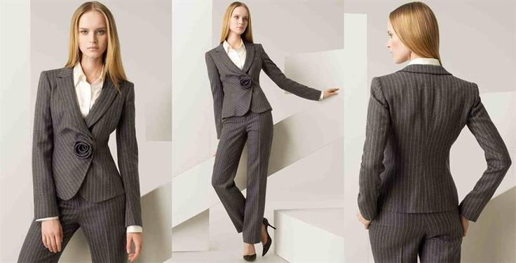 Модные стильные деловые костюмы от производителя