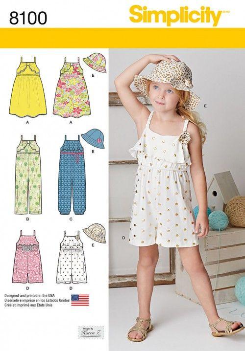 107 besten Children\'s Sewing Patterns Bilder auf Pinterest ...