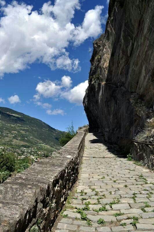 Villeneuve, Aosta, Italia