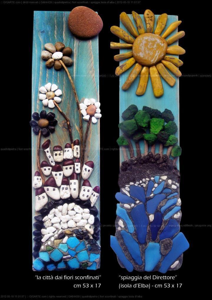 Michela Bufalini - fiori sconfinati / spiaggia Iso... @GIGARTE.com