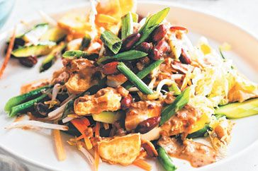 Chef Simon Bryant shares his salad suprises