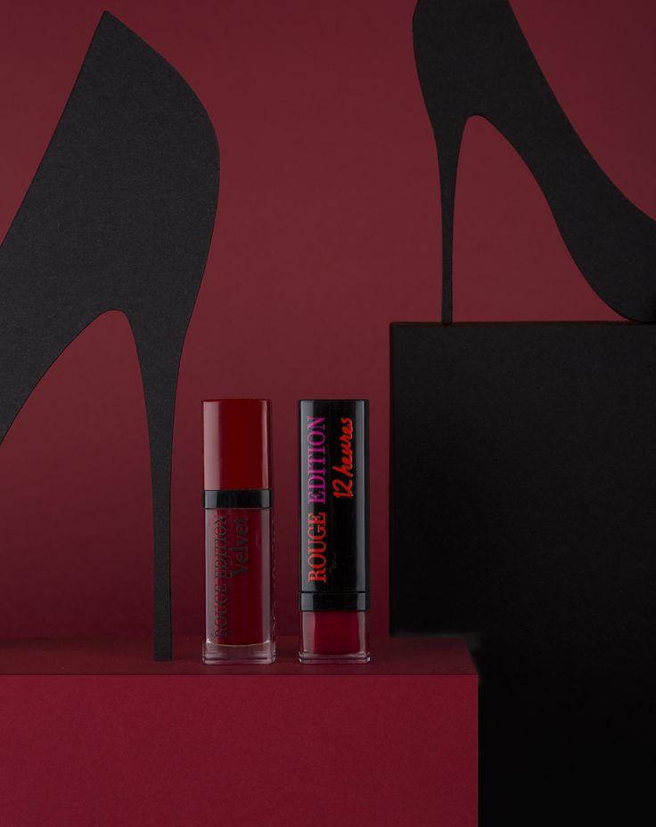le rouge bordeaux rouge edition velvet 08 grand cru et rouge edition 12 heures 45 red