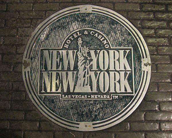 New York manhole cover
