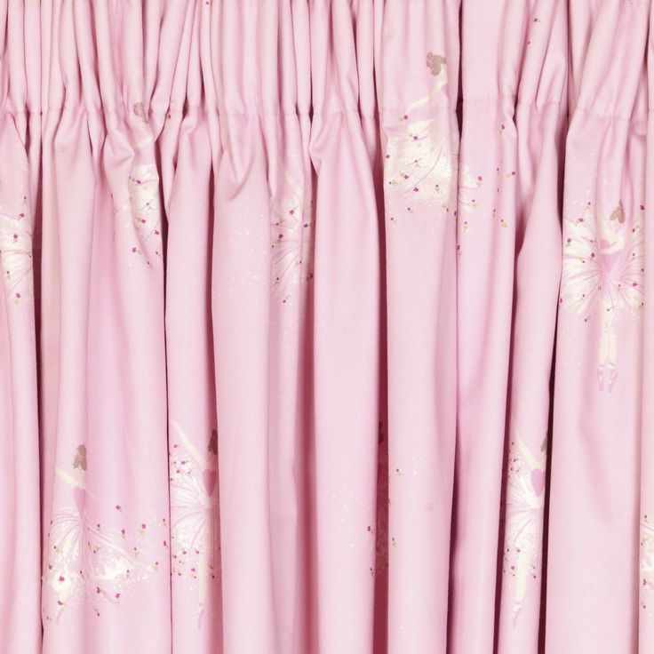 Amelia Ballerina Ready Made Blackout Curtains