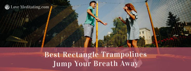 Best Rectangle Trampolines in 2017 – Jump Your Breath Away