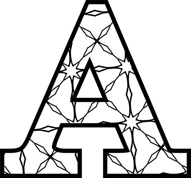 Here 39 s a Set of Printable Alphabet